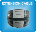 Extension cable for load weighing sensors by MICELECT