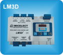 Load weighing control unit LM3D for elevators by MICELECT