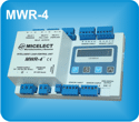 Load weighing control unit MWR-4 for elevators by MICELECT