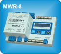 Load weighing control unit MWR-8 for elevators by MICELECT
