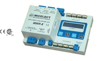 MWR-8 load weighing controller for elevators and lifts by MICELECT