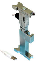 WRT elevator rope tensioning sensor by MICELECT