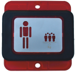 MP elevator cabin indicator by MICELECT