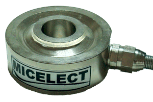 HPS load weighing sensor for elevator hitch plate by MICELECT