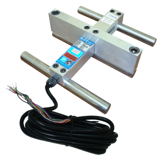 ILC2 load weighing sensor for elevator wire ropes by MICELECT