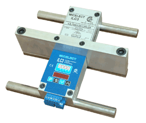 ILC3 load weighing sensor for elevator wire ropes by MICELECT