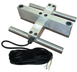LMC load weighing sensor for elevator wire ropes by MICELECT