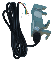 WR load weighing sensor for elevator wire ropes by MICELECT